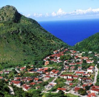 Isla de Saba: ubicación, mapa, turismo, aeropuerto y mucho más
