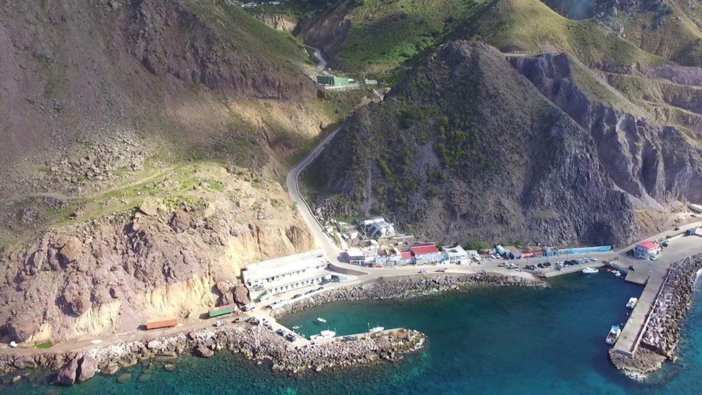 Zion's Hill, ciudad de las isla de saba