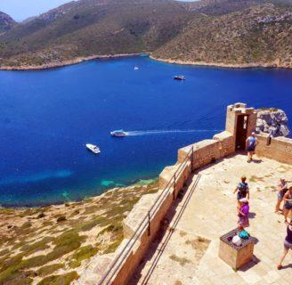 Isla de Cabrera: historia, ¿Dónde queda? lugares turísticos y más