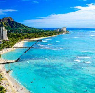 Isla de Hawái: ubicación geográfica, lugares de interés, mapa, volcanes