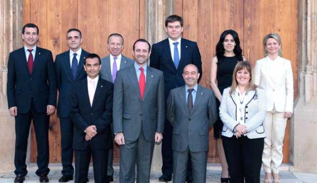 el Consejo Insular de Mallorca