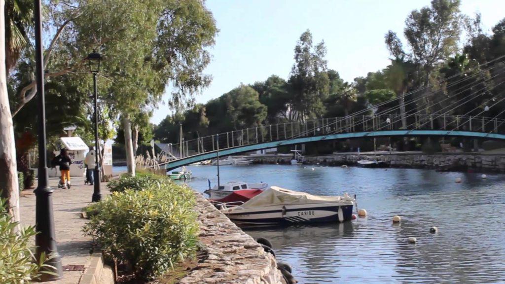 rio deSantaEulàriaen Ibiza