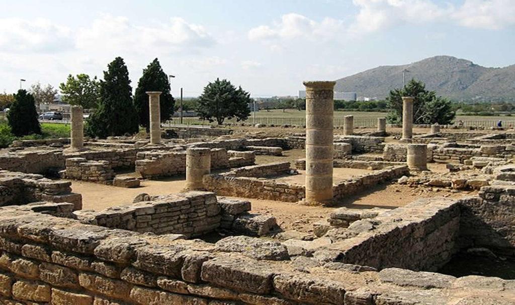 La ciudad romana dePollentia