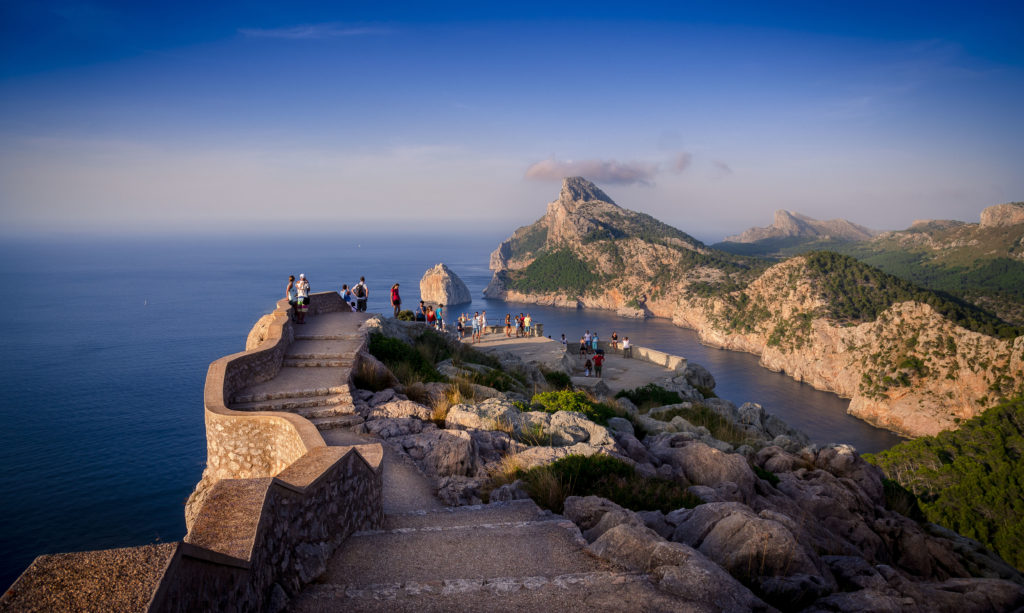 piedras en las Islas Baleares