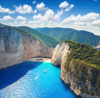 Islas Jónicas: Ubicación, lugares turísticos, islas que la conforman y mucho más