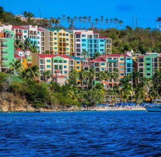 Islas Vírgenes de Estados Unidos: ubicación, mapa, capital y mucho más