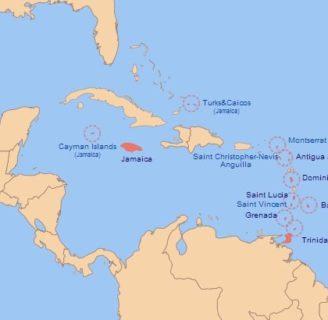 Islas de Barlovento: lo que aun no sabes sobre las islas del Mar Caribe