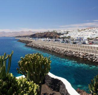 Lanzarote: ubicación, clima, lugares turísticos, superficie y más