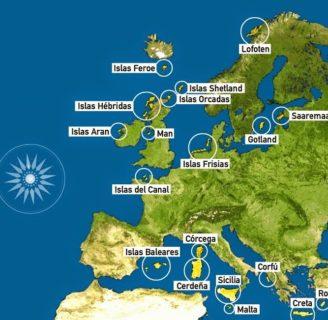 Islas de Europa: lo que no sabes de las principales islas de este continente