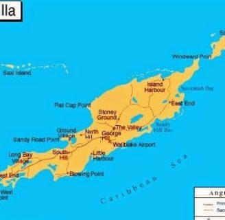 Isla Anguila: ubicación geografica, mapa, turismo, idioma y mucho más