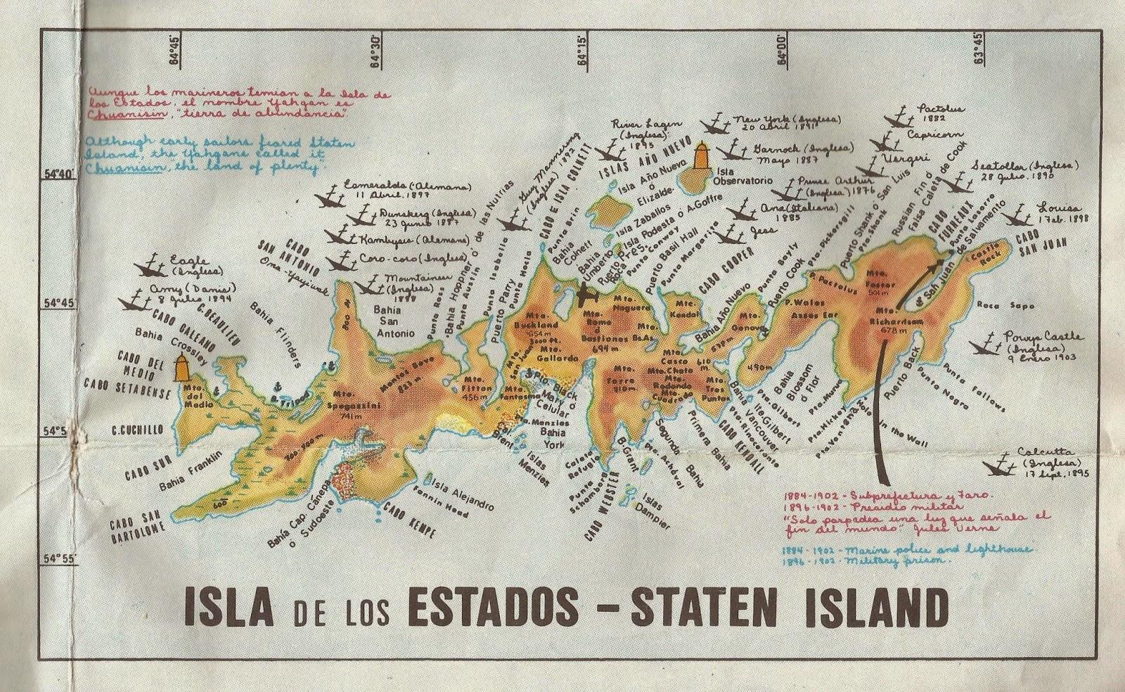 isla de los estados 17