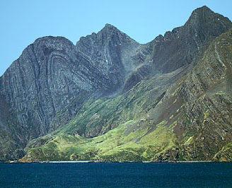 Islas Sandwich del Sur: historia, ubicación, mapa, paisajes y más