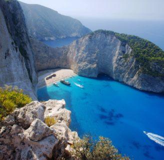 Zante: lugares turísticos, playas, mapa y mucho más
