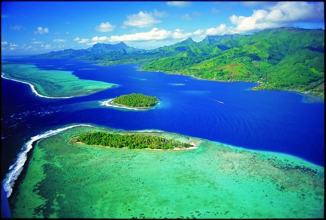 La isla de Raiatea