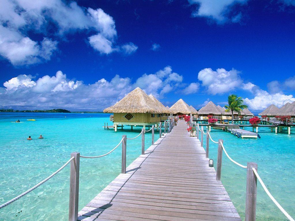 ¿Cómo llegar a la isla de Bora Bora?
