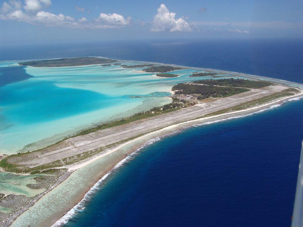 Aeropuerto de Bora Bora