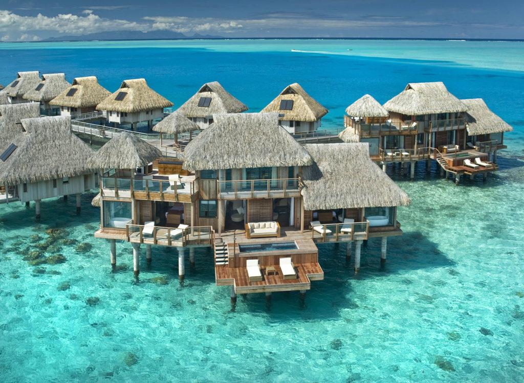 habitaciones en Bora Bora
