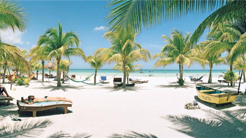 playas de holbox