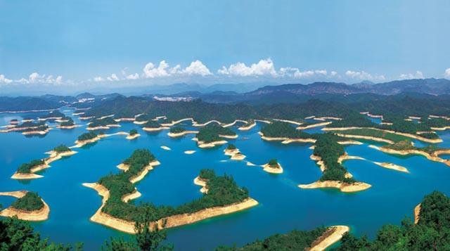 Islas de China