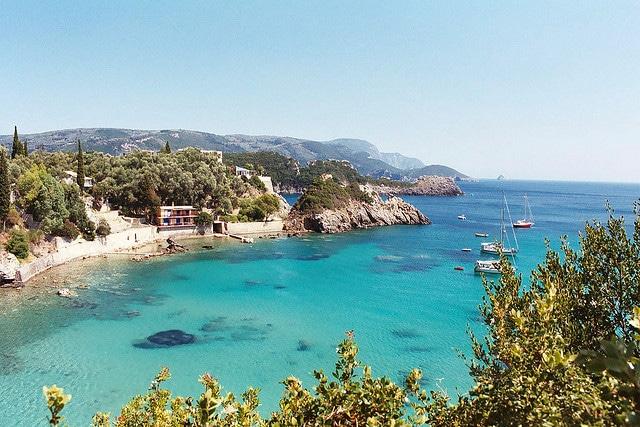 Islas griegas del mar Jónico