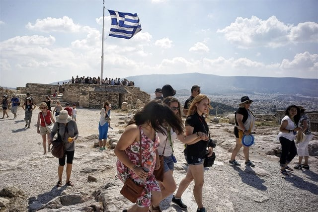 Turismo en las islas de Grecia