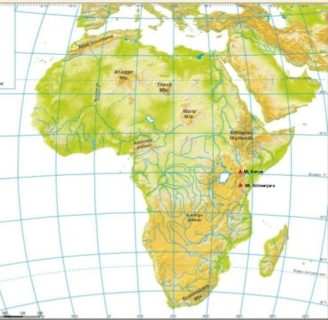 Conozca cuáles son las principales penínsulas de África y todo sobre ellas
