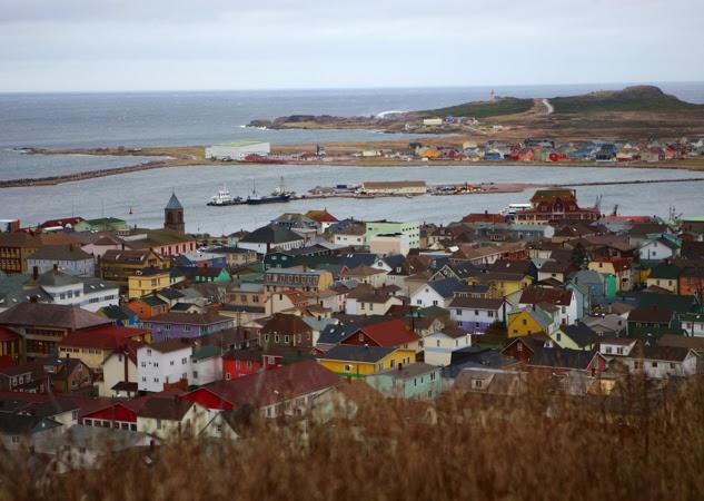 articulo sobre San Pedro y Miquelon