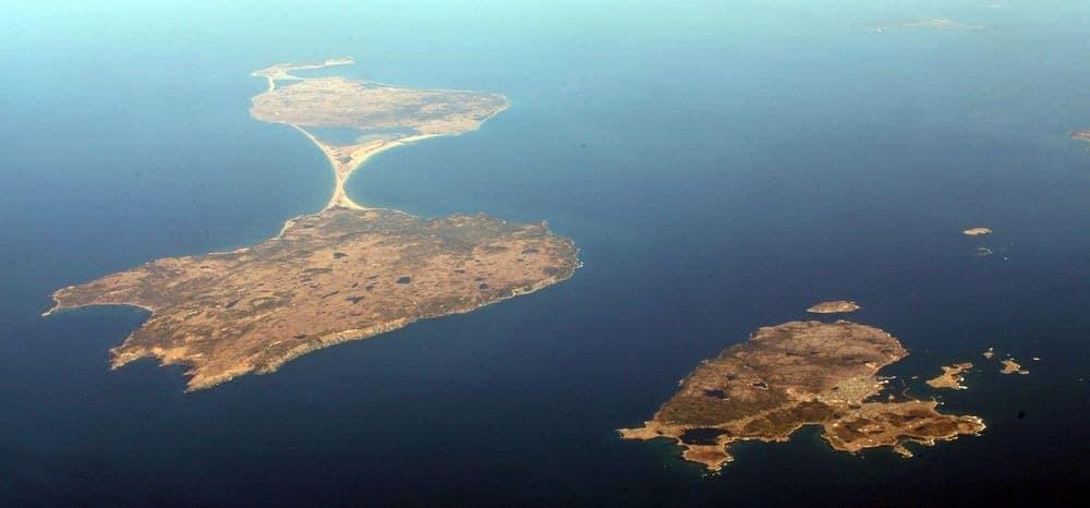 ubicación geográfica de San Pedro y Miquelon