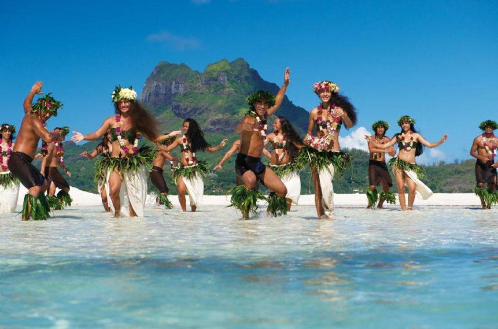 idioma de tahiti