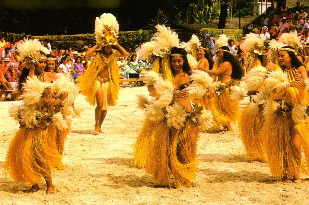 El Heiva de Tahití
