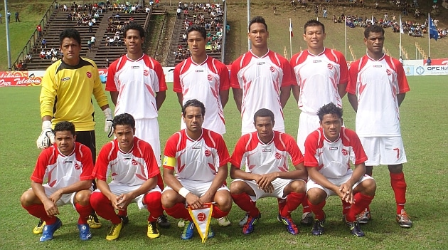 fútbol en tahiti
