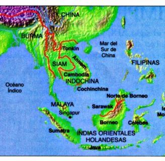 Conozca cuales son las principales Islas de Asia y todo sobre ellas