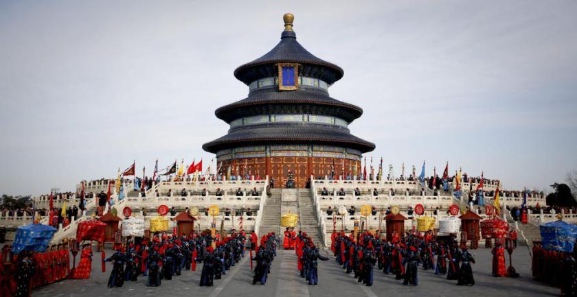 el imperio chino