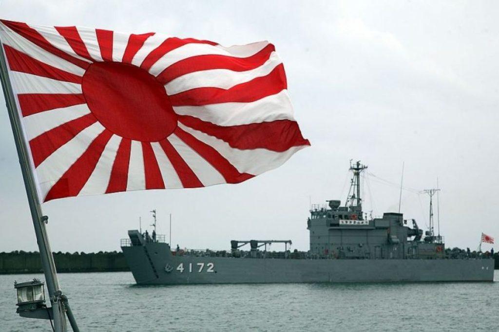 hinomaru, la historia de la bandera de japon
