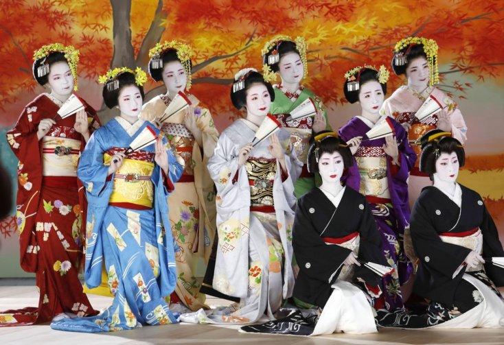 el intrigante mundo de las geishas