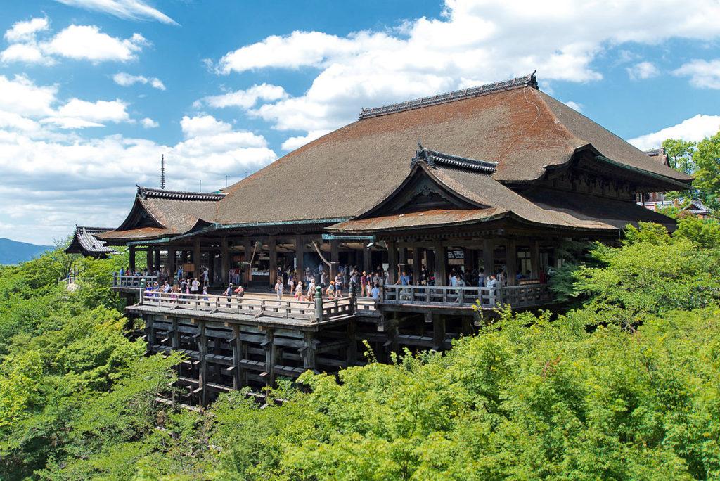 Templo de Kiyomizu-dera