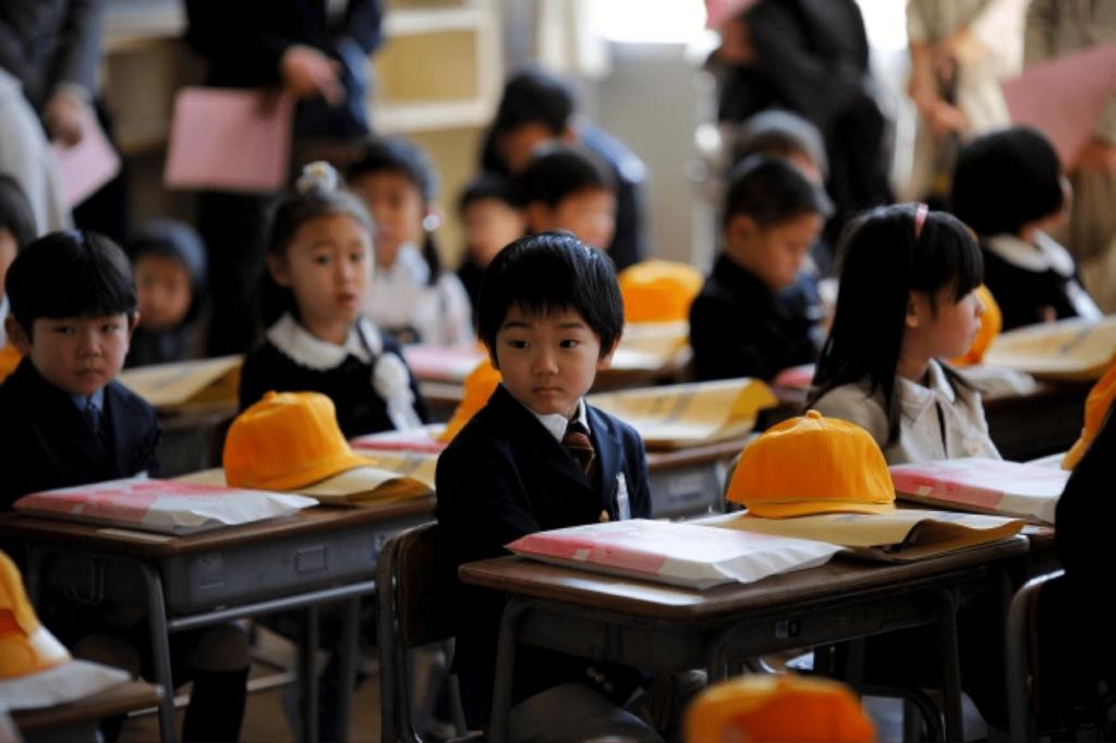 sistema educativo de japon