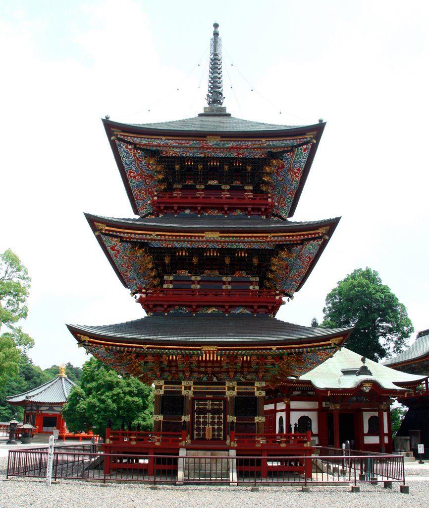 Templo Naritasan Shinshoji