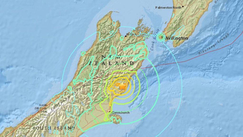 terremoto de nueva zelanda