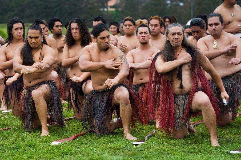 nativos de nueva zelanda