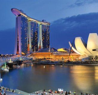 Singapur: historia, ubicación, capital, clima, turismo, playas, bandera y más