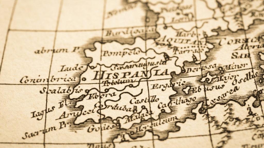historia de hispania