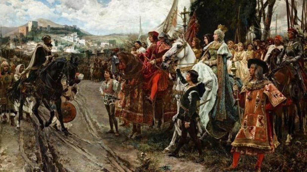 peninsula iberica en la edad media