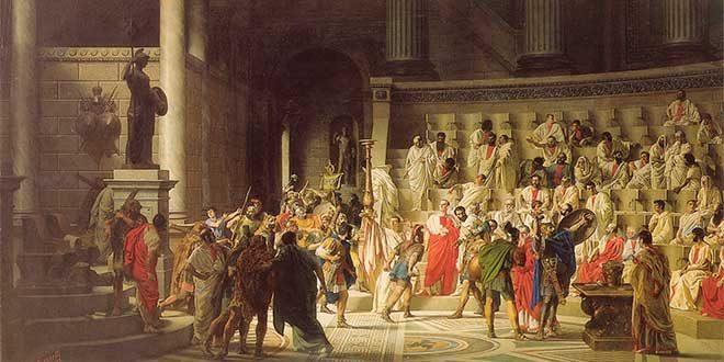 el surgimiento de roma
